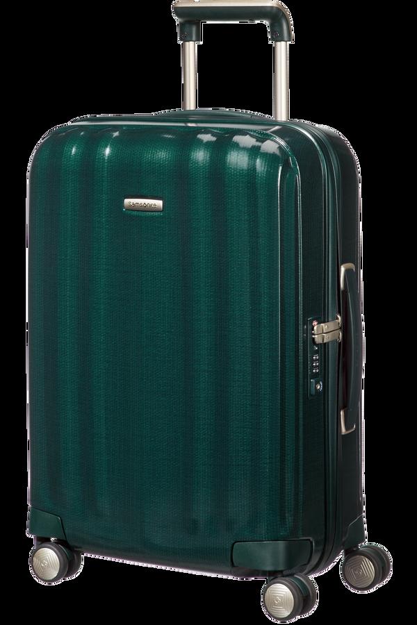 Samsonite Lite-Cube Spinner 55cm Verde
