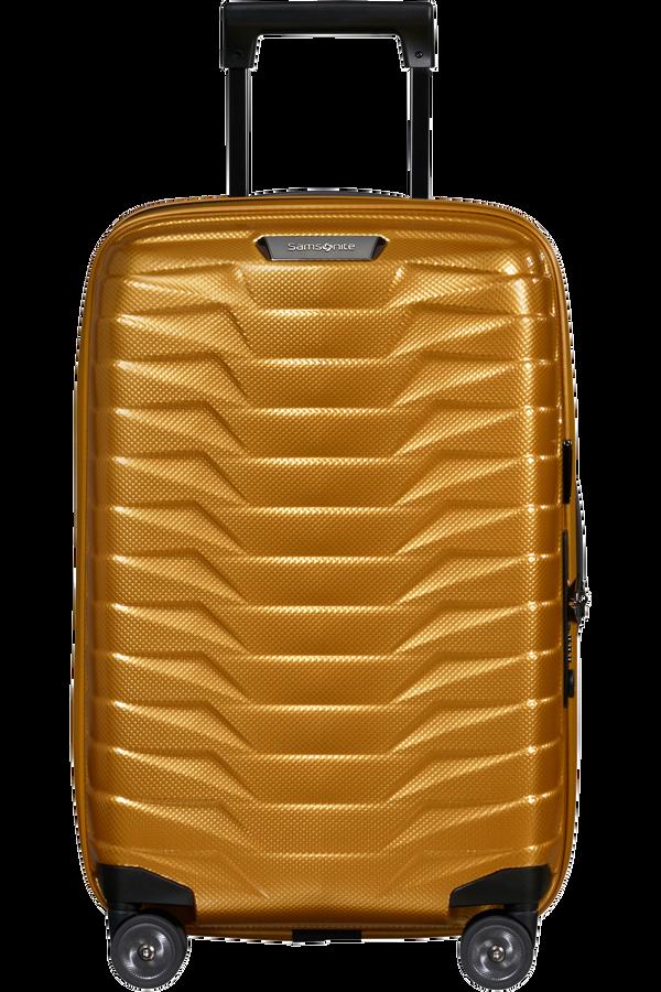 Samsonite Proxis Spinner Expandable Length 35cm 55cm  Honey Gold