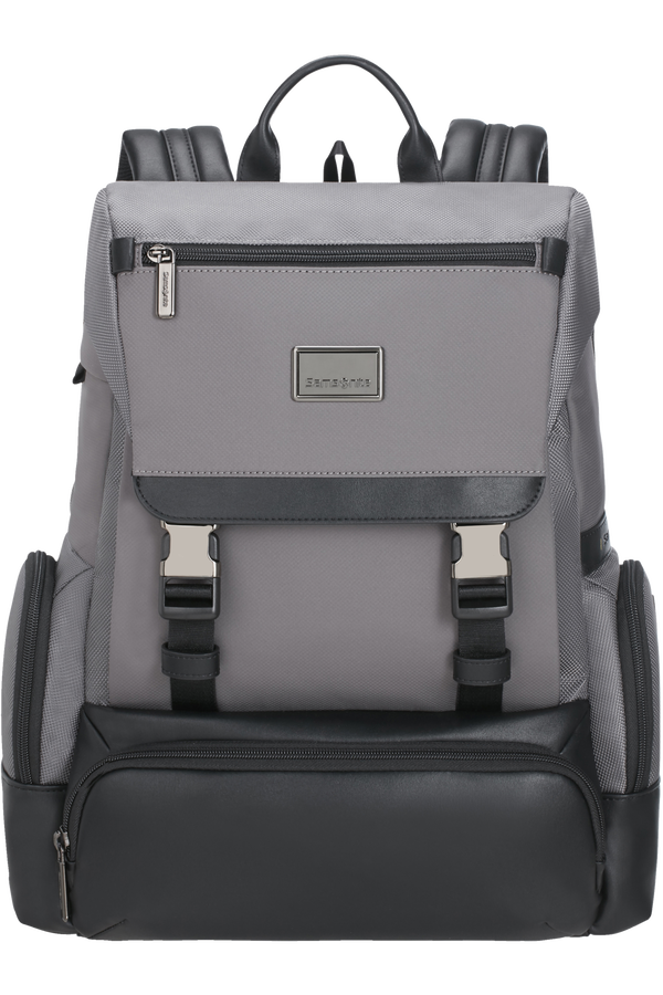 Samsonite Waymore Laptop Backpack Flap  15.6inch Grigio