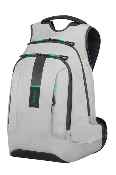 Paradiver Light Zaino porta pc espandibile L Jeans Grey