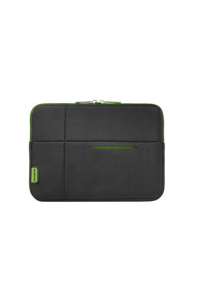 Airglow Sleeves Custodia per computer Nero/Verde