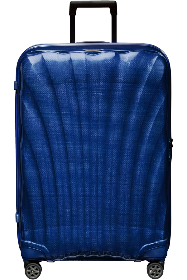 Samsonite C-Lite Spinner 75cm  Deep blue
