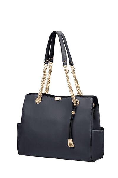 Satiny 2.0 Shopping Bag