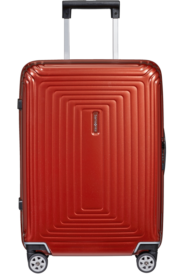 Samsonite Neopulse Spinner 55cm  Metallic Intense Red