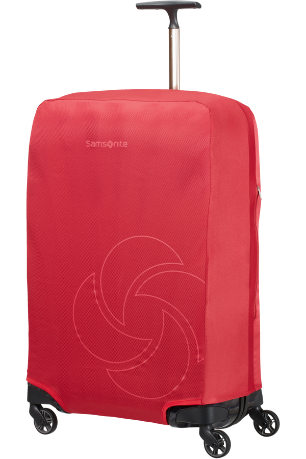 Samsonite Global Ta Foldable Luggage Cover M Rosso
