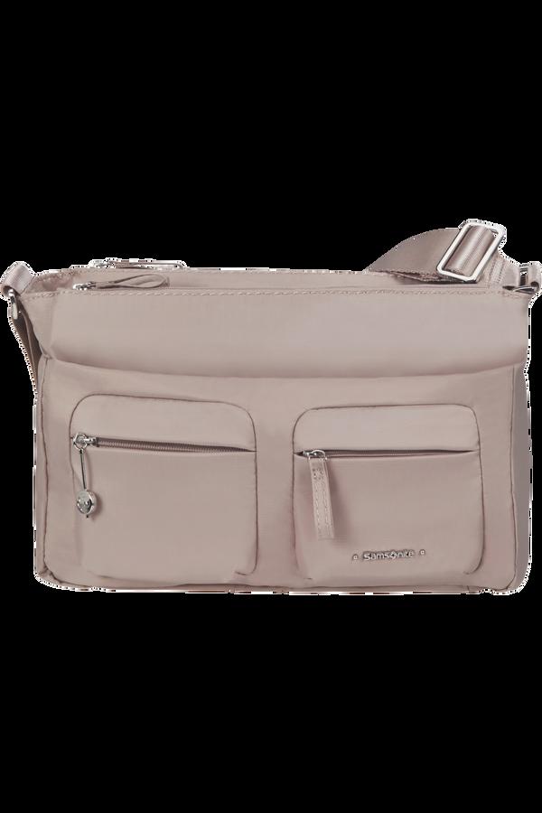 Samsonite Move 3.0 Horiz Shoulder Bag + Flap  Rose
