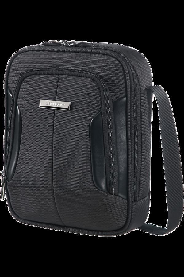 Samsonite XBR Tablet Crossover 24.5cm/9.7inch Nero