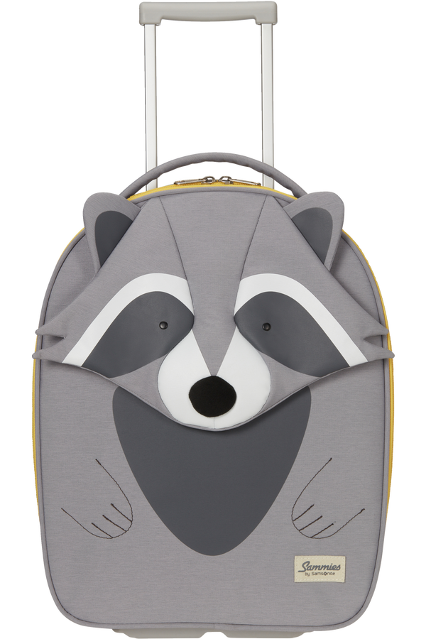 Samsonite Happy Sammies Eco Upright Raccoon Remy 45cm  Raccoon Remy