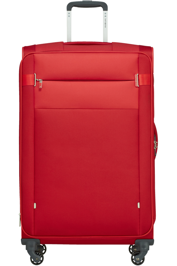 Samsonite Citybeat Spinner Expandable 78cm  Rosso
