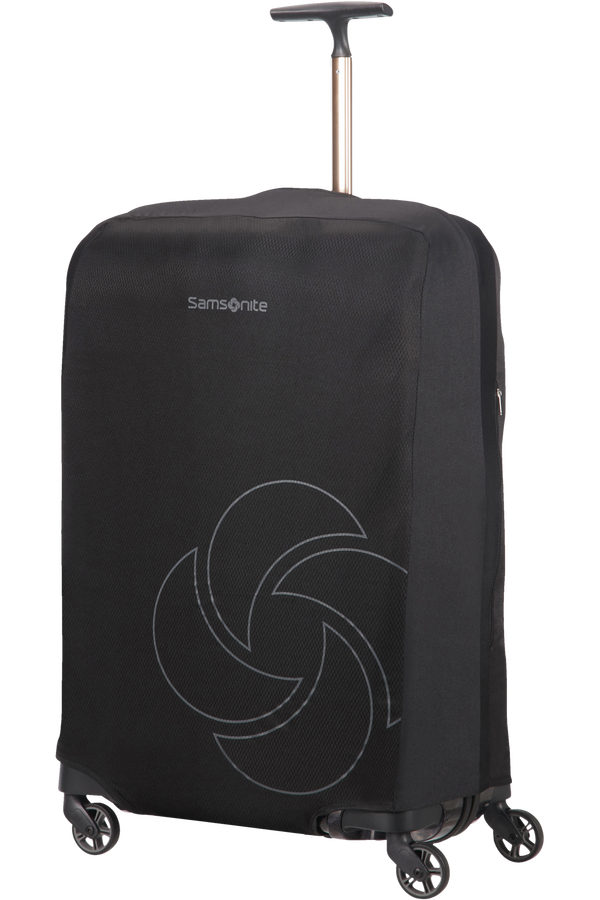 Samsonite Global Ta Foldable Luggage Cover M Nero