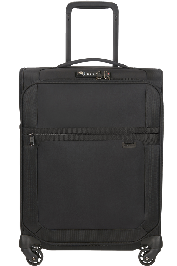 Samsonite Uplite Spinner Expandable-S2910 55cm  Nero