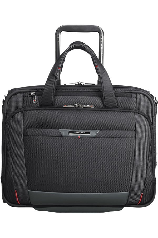 Samsonite Pro-Dlx 5 Business Case WH Expandable  39.6cm/15.6inch Nero