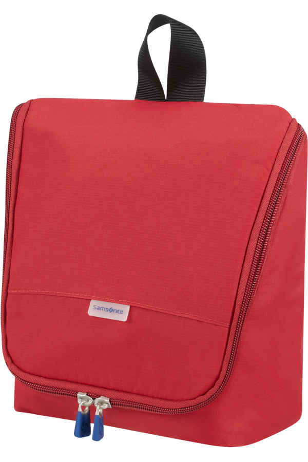 Samsonite Global Ta Hanging Toiletry Kit  Rosso