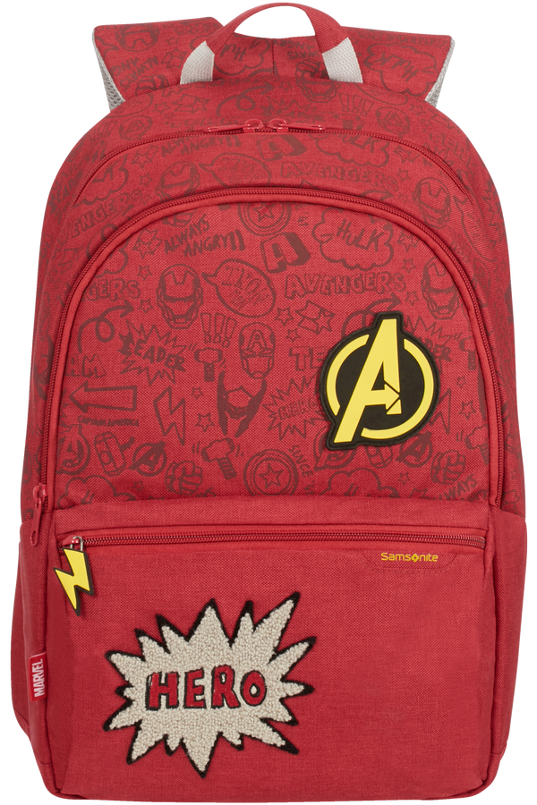 Samsonite Color Funtime Disney Backpack Marvel L  Avengers Doodles