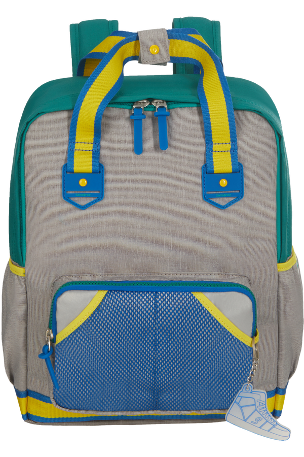 Samsonite Sam School Spirit Backpack M  Lemon Fields