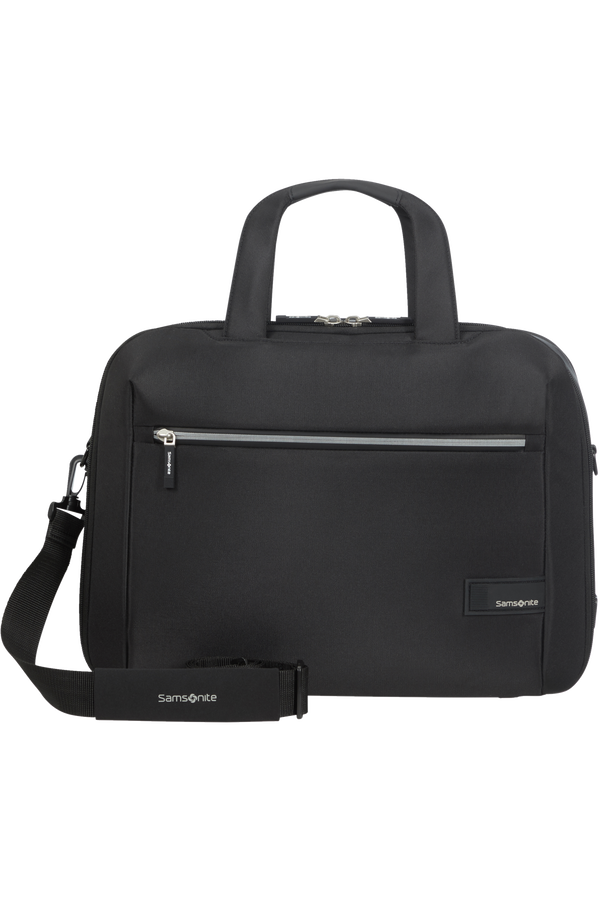 Samsonite Litepoint Bailhandle Expandable 15.6'  Nero