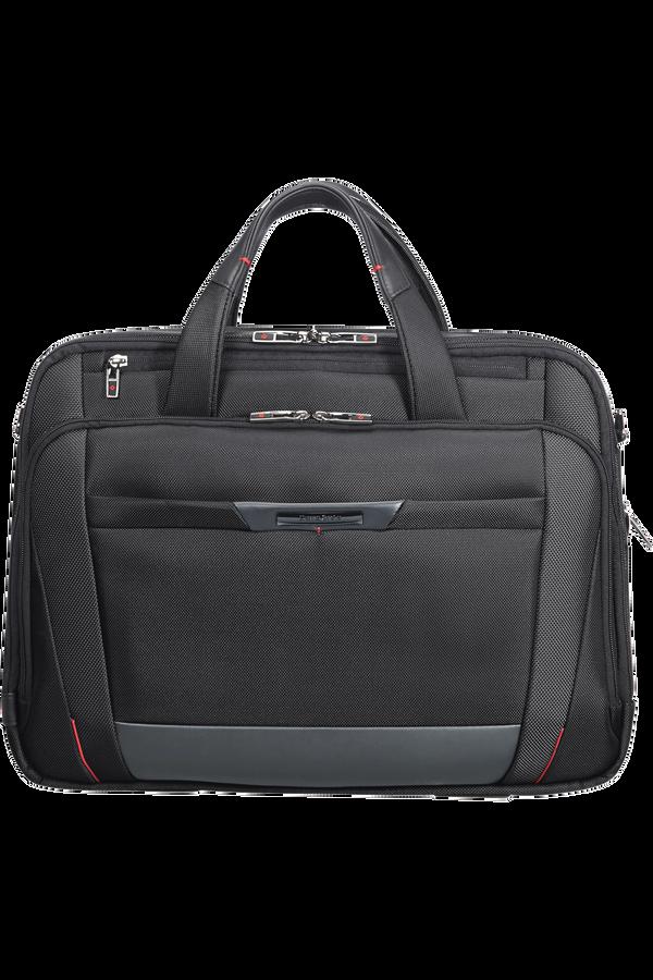 Samsonite Pro-Dlx 5 Laptop Bailhandle Expandable  43.9cm/17.3inch Nero