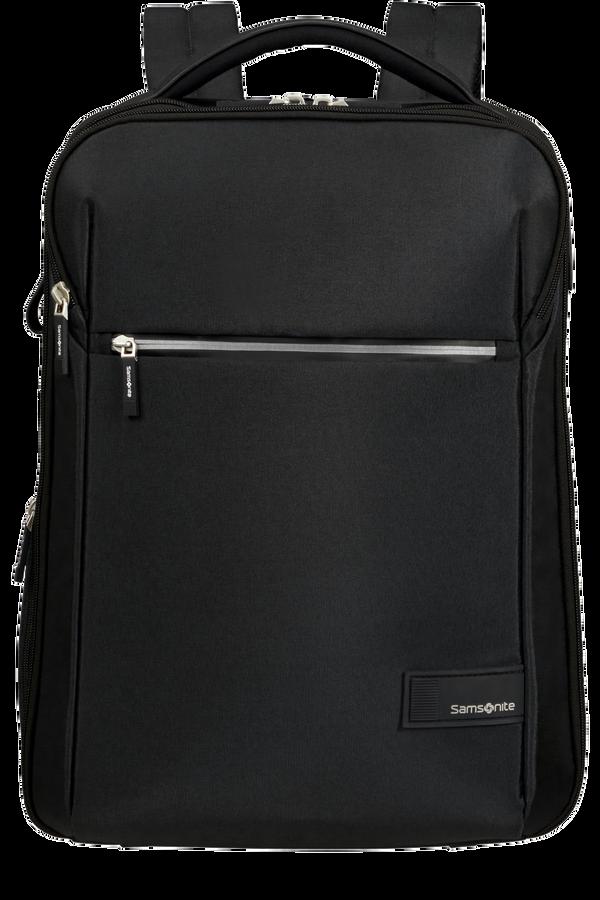 Samsonite Litepoint Laptop Backpack Expandable 17.3'  Nero