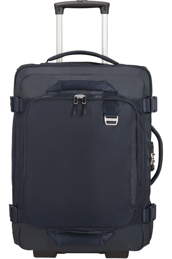 Samsonite Midtown Duffle with wheels 55cm  Dark Blue
