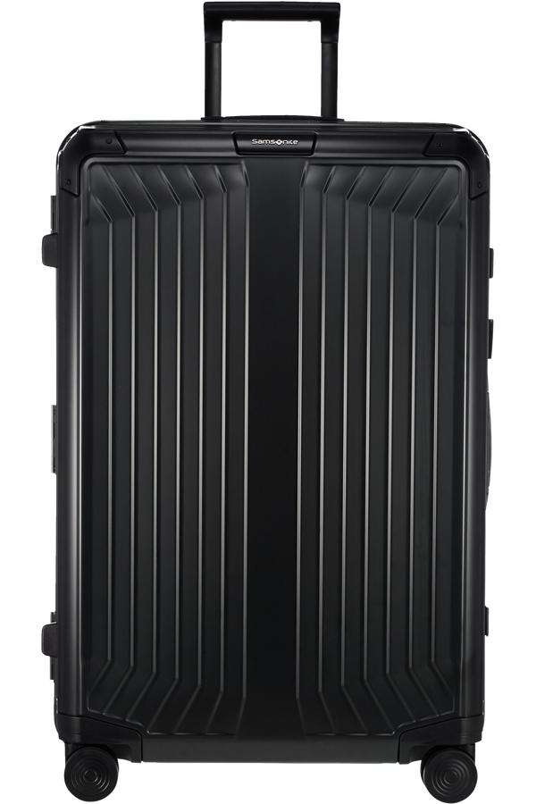 Samsonite Lite-Box Alu Spinner 76cm  Nero