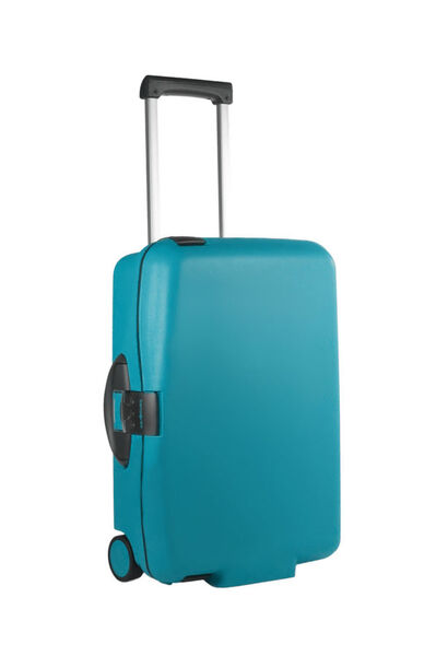 Cabin Collection Upright (2 ruote) 55cm Cielo Blue