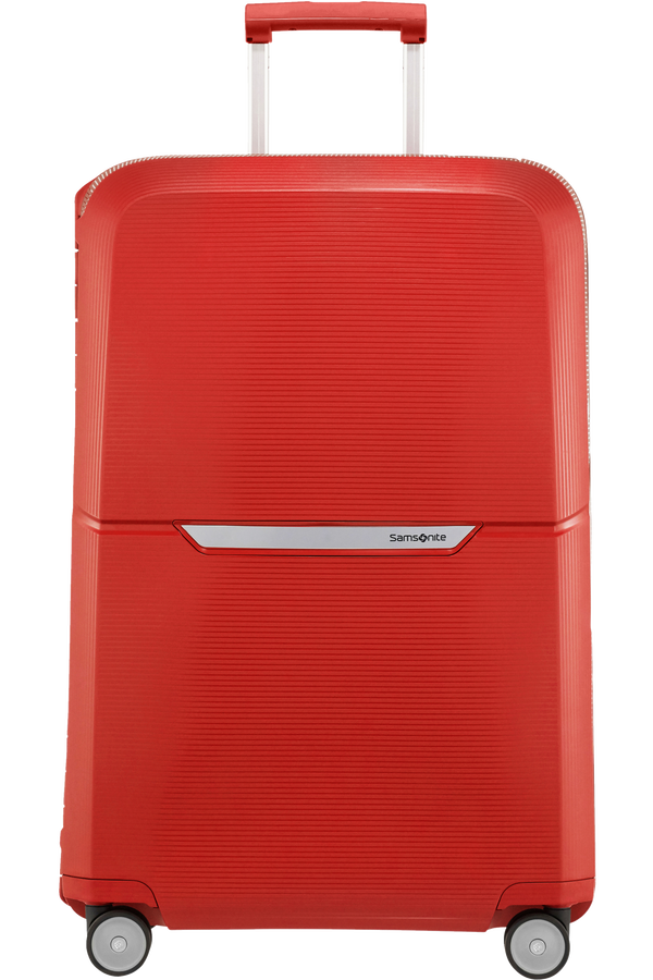Samsonite Magnum Spinner 75cm  Bright Red