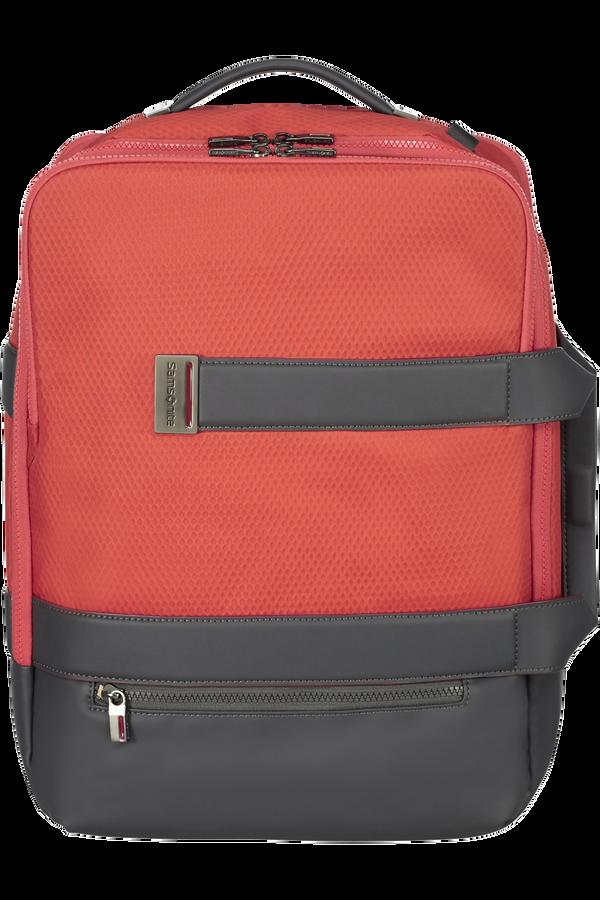 Samsonite Zigo 3-Way Shoulder Bag Expandable L  Arancione