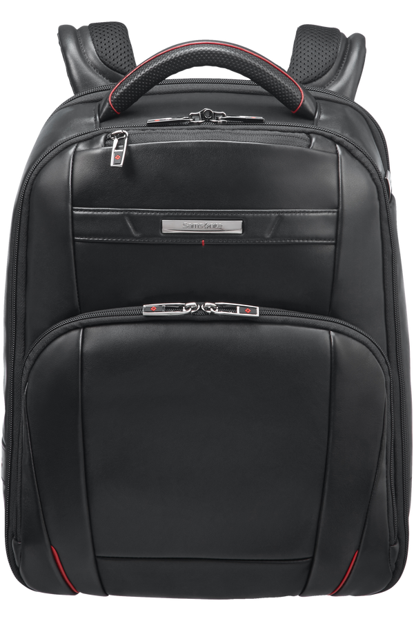 Samsonite Pro-Dlx 5 Lth Laptop Backpack  14.1inch Nero