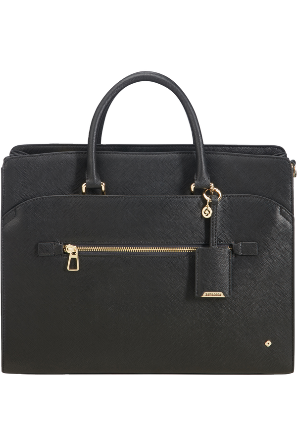 Samsonite Lady Becky Bailhandle 3 Comp  14.1inch Nero