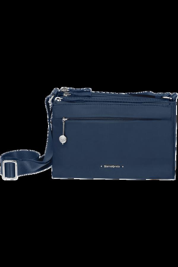 Samsonite Move 3.0 H.Shoulder Bag 3 Comp S  Dark Blue
