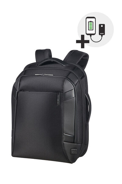 X-Rise Laptop Backpack + Powerbank inclusa