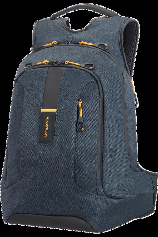 Samsonite Paradiver Light Zaino porta pc L Plus 39.6cm/15.6inch Jeans blue
