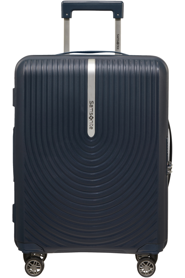 Samsonite Hi-Fi Spinner Expandable 55cm  Dark Blue