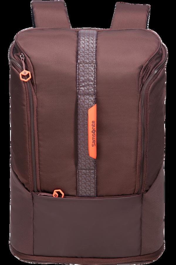 Samsonite Hexa-Packs Laptop Backpack Exp M 14inch Aubergine