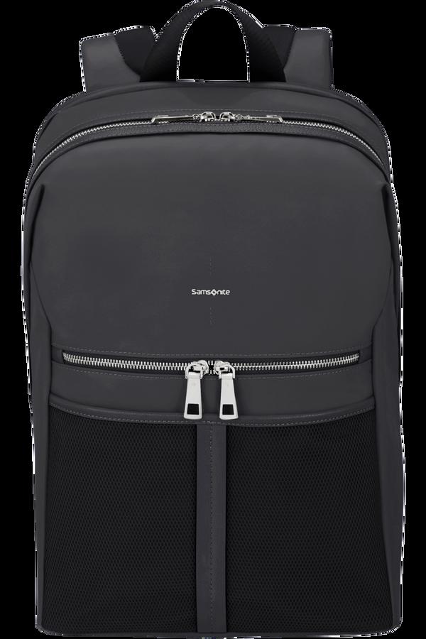 Samsonite Activ-Eight Zippered Backpack 15.6'  Nero