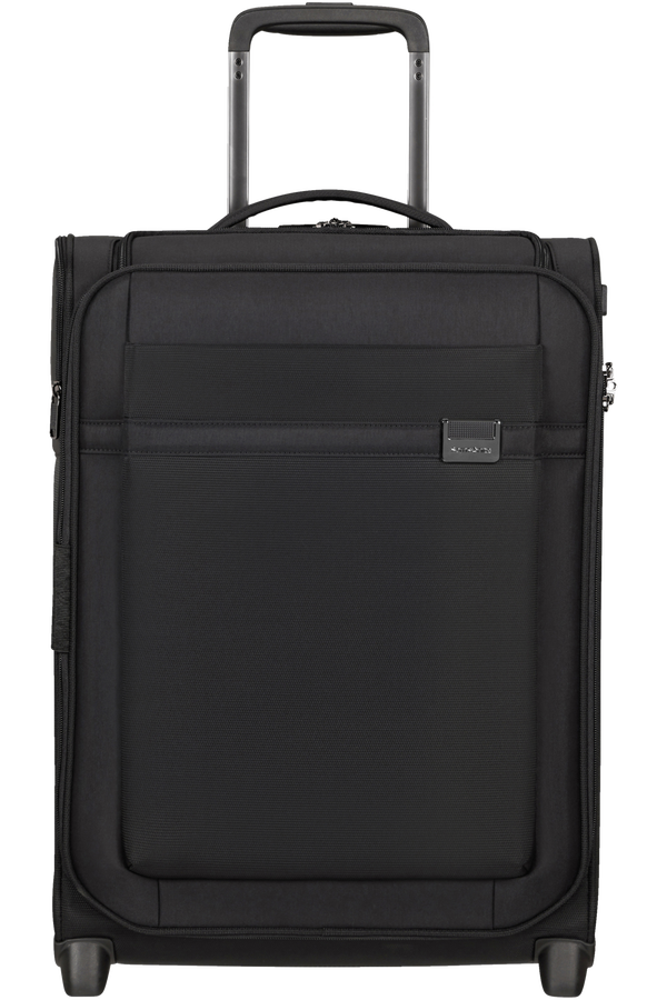Samsonite Airea Upright Expandable Toppocket 55cm  Nero