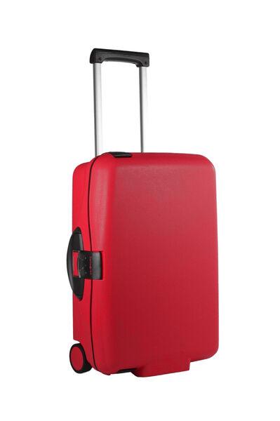 Cabin Collection Upright (2 ruote) 55cm Crimson Red