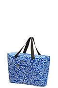 Travel Accessories Shopping Graffiti Blue