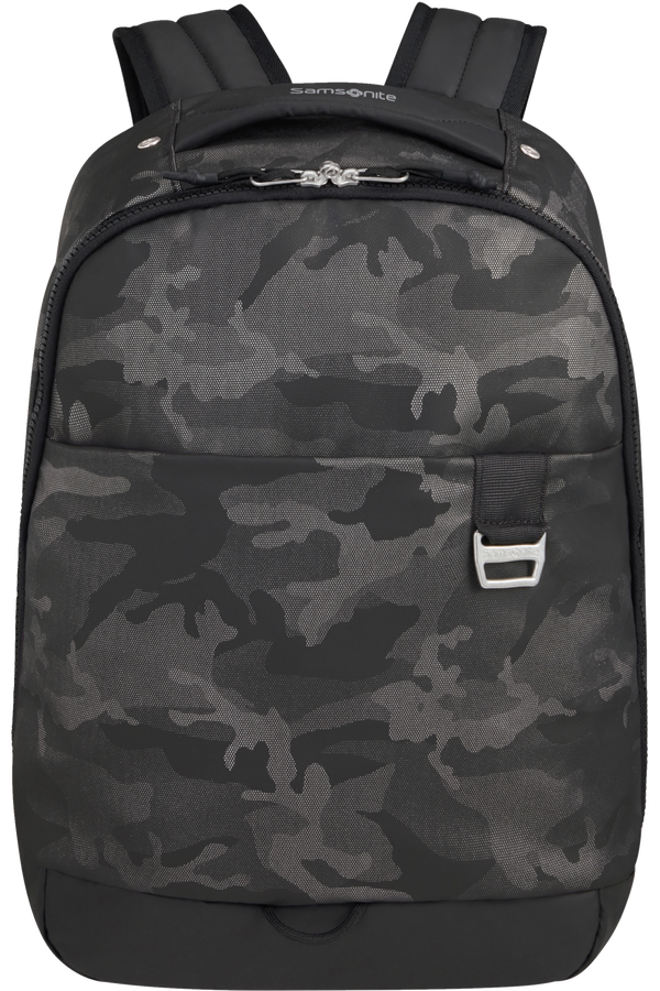 Samsonite Midtown Laptop Backpack S 14inch Camo Grey