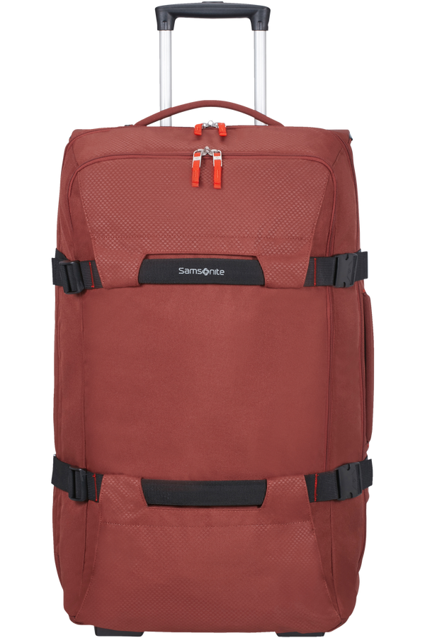 Samsonite Sonora Duffle with wheels 68cm  Barn Red