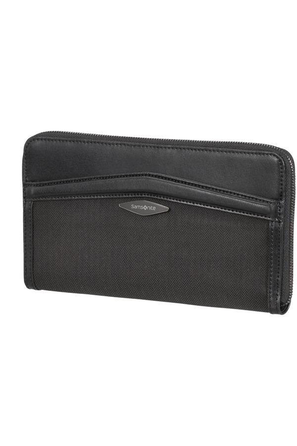 Samsonite Selar Travel Wallet  Nero