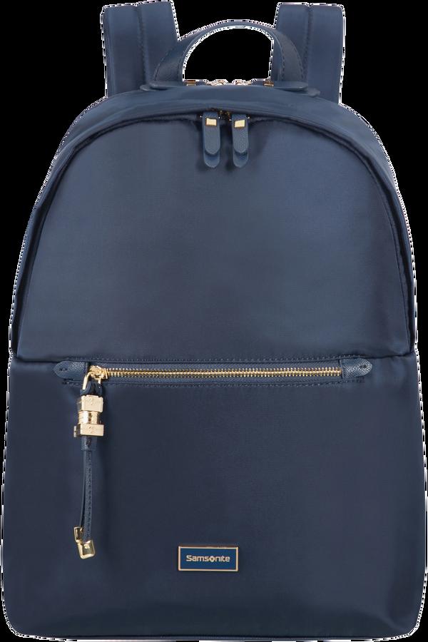 Samsonite Karissa Biz Round Backpack  35.8cm/14.1inch Dark Navy