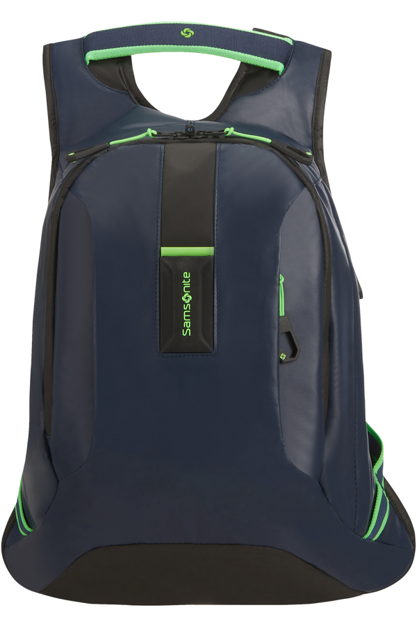 Samsonite Paradiver Light Backpack M  Night Blue/Fluo Green