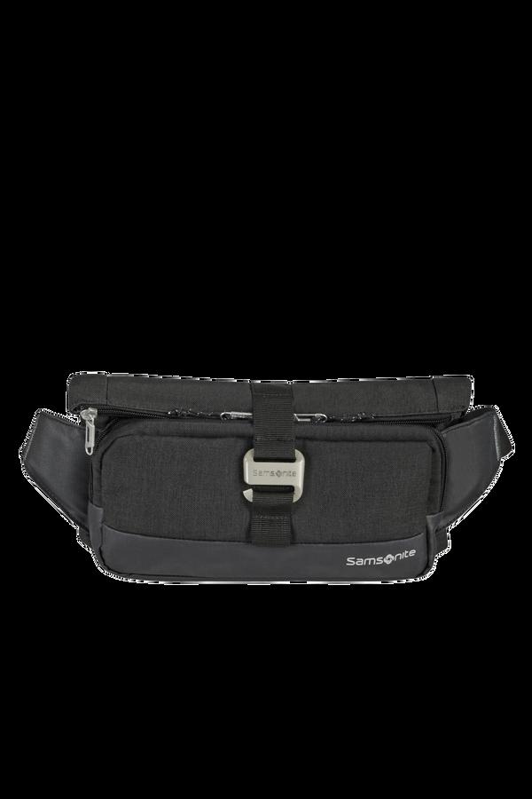 Samsonite Ziproll Belt Bag  Nero
