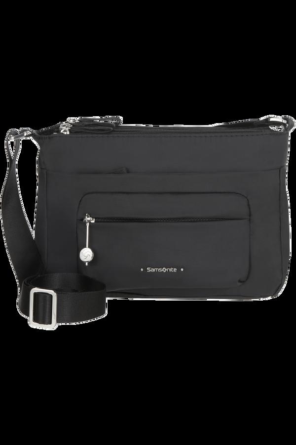 Samsonite Move 3.0 Horizontal Shoulder Bag S  Nero