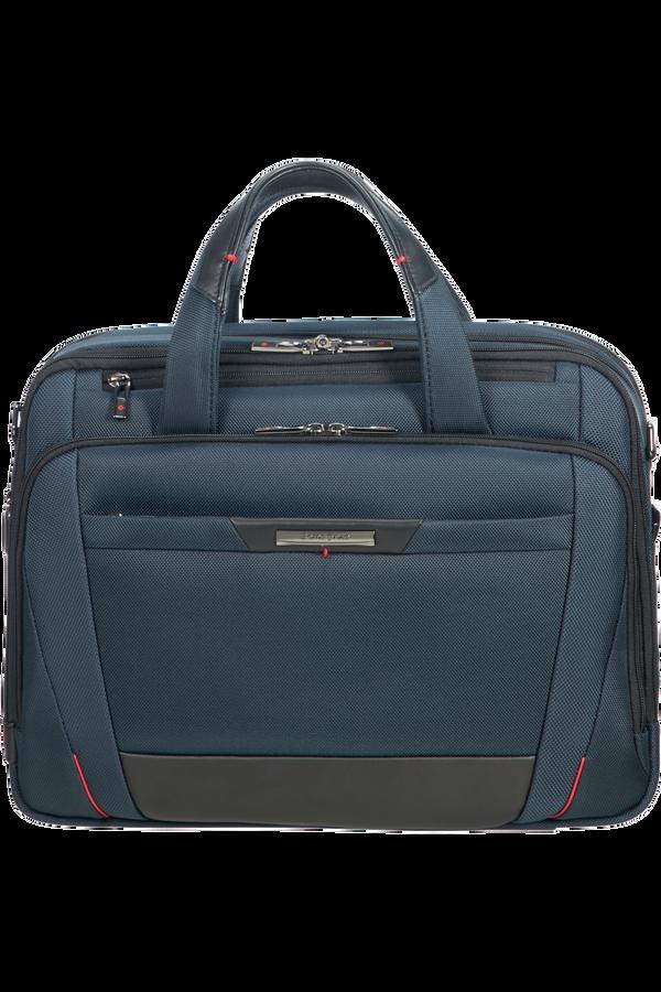 Samsonite Pro-Dlx 5 Laptop Bailhandle Expandable  15.6inch Oxford Blue