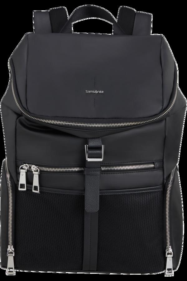 Samsonite Activ-Eight Top Open. Backpack 14.1'  Nero