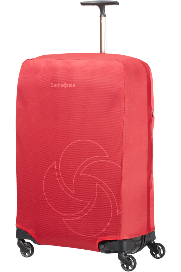 Samsonite Global Ta Foldable Luggage Cover M/L Rosso