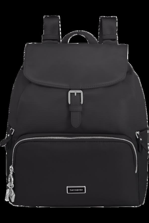 Samsonite Karissa 2.0 Backpack 3 Pockets 1 Buckle  Nero