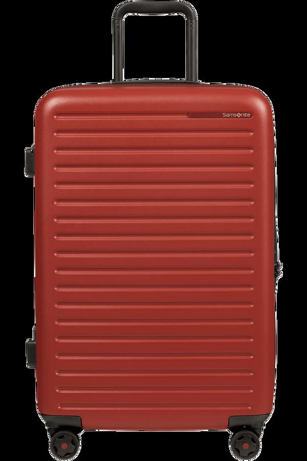 Samsonite Stackd Spinner 68cm  Rosso